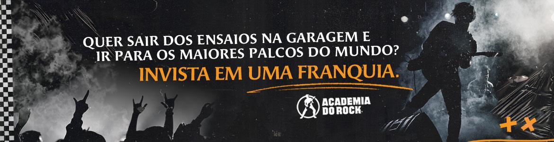 Franquia Academia do Rock