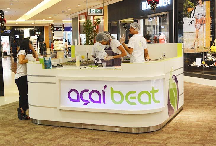 Franquia Açaí Beat  qual é o valor
