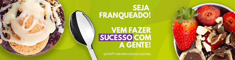 Franquia Açaí Beat