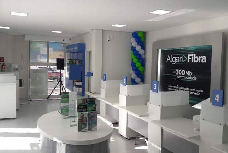 Entenda como funciona a Franquia Algar Telecom