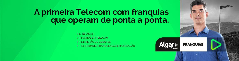 Franquia Algar Telecom