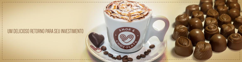 Franquia Amor & Chocolate