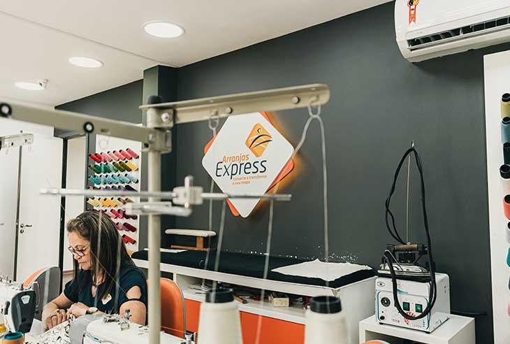Quero uma Franquia Arranjos Express