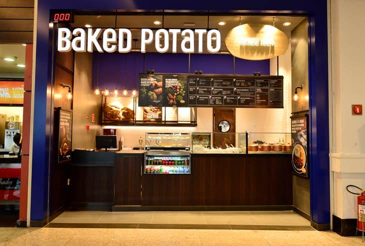 Quanto custa a Franquia Baked Potato