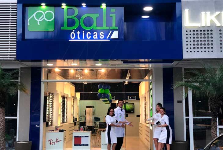 Quanto custa a Franquia Bali Óticas