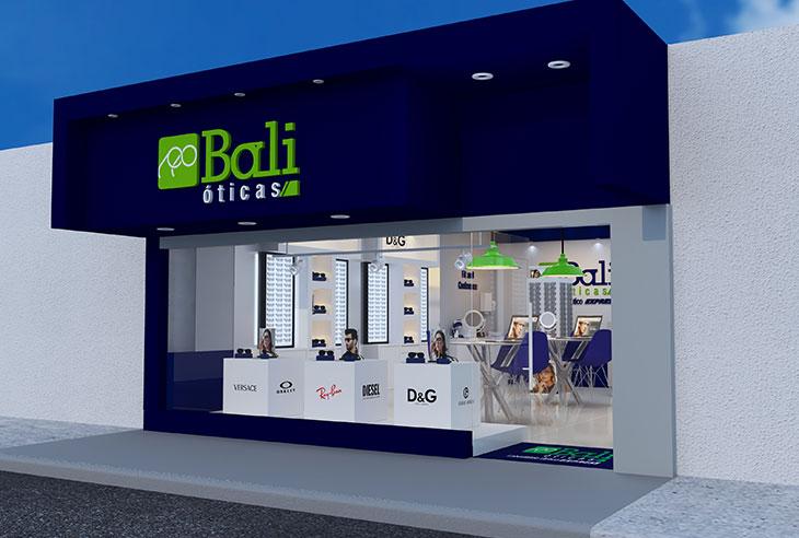 Quero comprar uma Franquia Bali Óticas