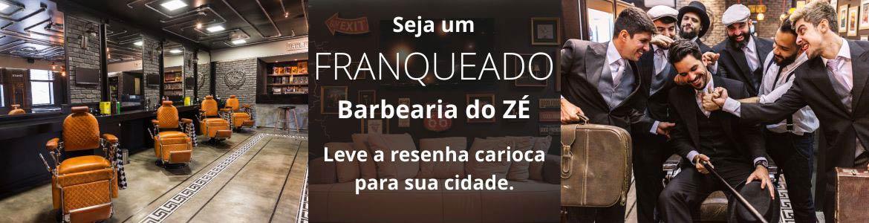 Franquia Barbearia do Zé