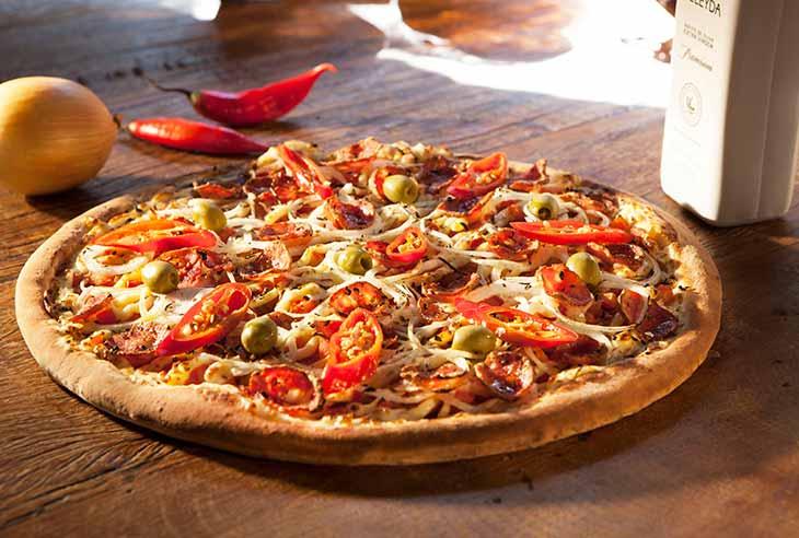 Franquia Bella Capri Pizzaria estou interessado