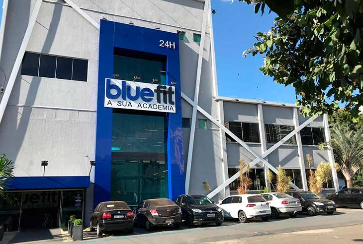 Quanto custa Franquia Bluefit