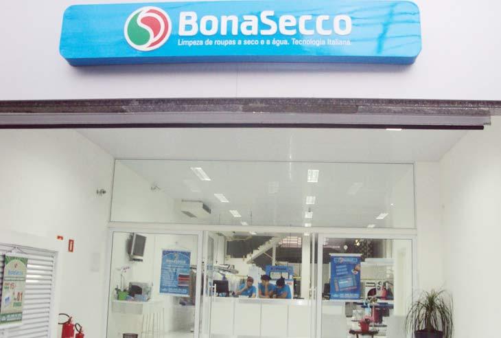 Franquia Bonasecco invista em uma