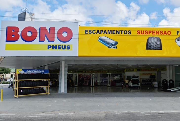 Qual é o preço da Franquia Bono Pneus