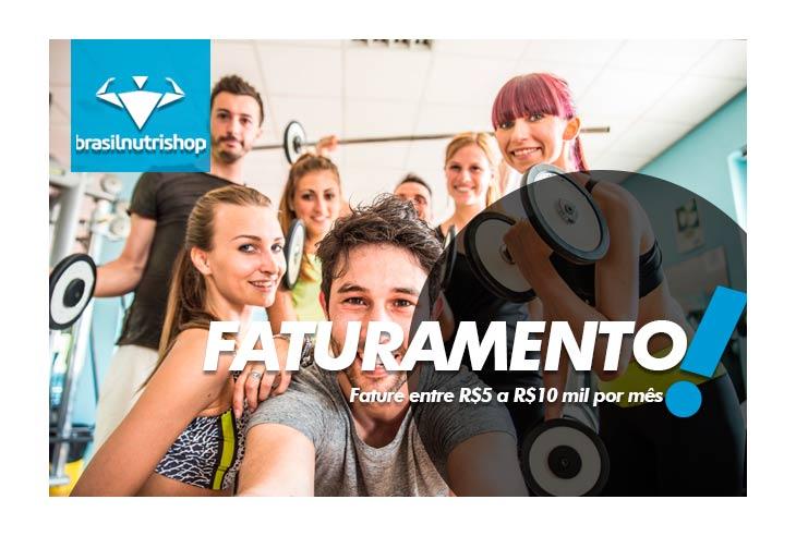Franquia Brasil Nutri Shop adquira uma