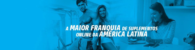 Franquia Brasil Nutri Shop