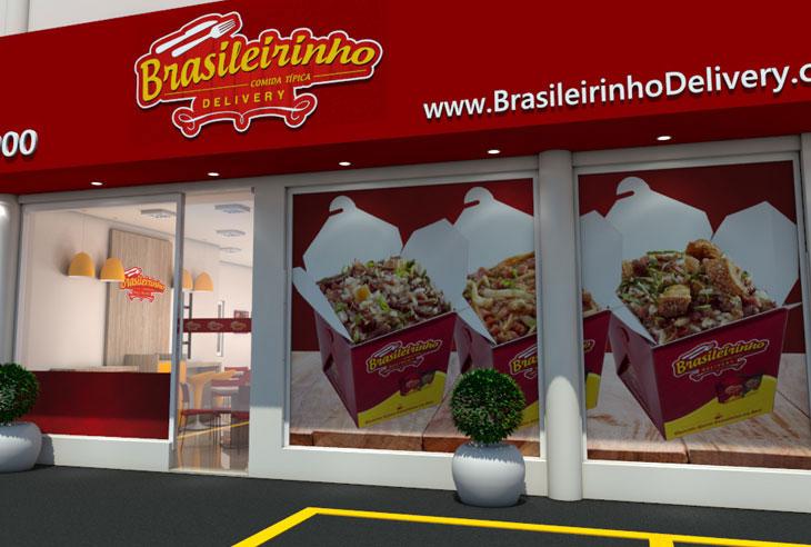Taxa da Franquia Brasileirinho Delivery