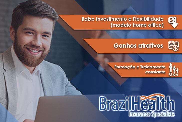 Abrir uma Franquia Brazil Health