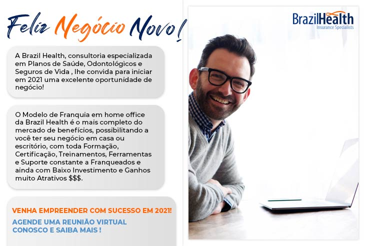 Franquia Brazil Health investimento