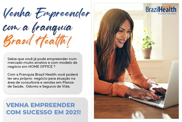 Vantagens de ter uma Franquia Brazil Health