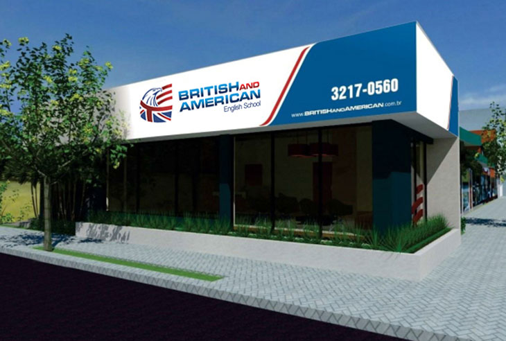 Preço Franquia British and American