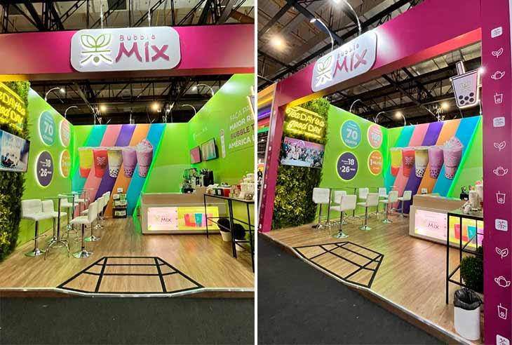 Franquia Bubble Mix Tea como funciona