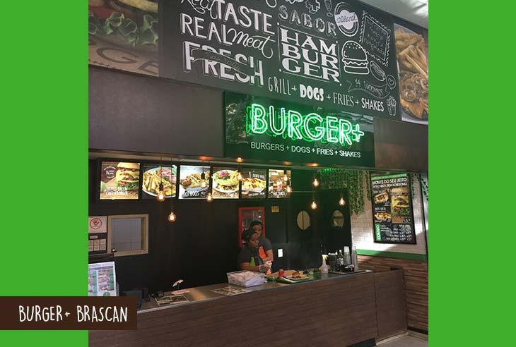 Qual é o preço da Franquia Burger+