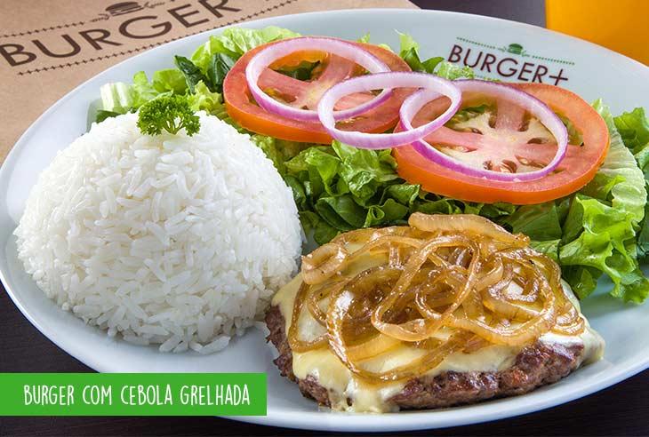 Franquia Burger+ como funciona