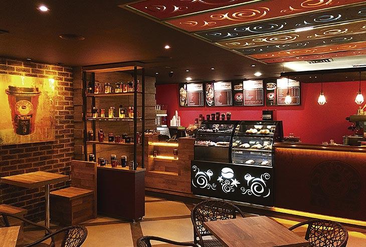 Franquia California Coffee quero comprar uma