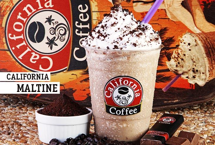 Abrir uma Franquia California Coffee