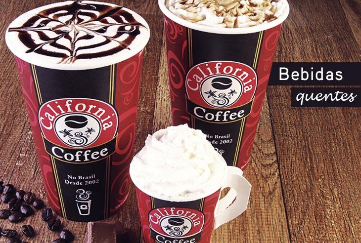 Franquia California Coffee abrir uma