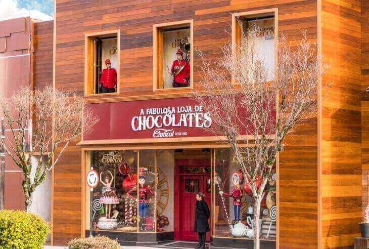 Investimento de uma Franquia Caracol Chocolates