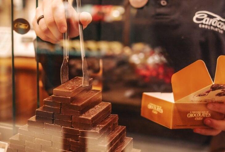 Valores da Franquia Caracol Chocolates