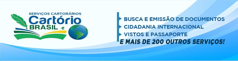 Franquia Cartório Brasil e Mundo