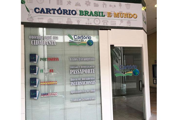 Quanto custa Franquia Cartório Brasil e Mundo