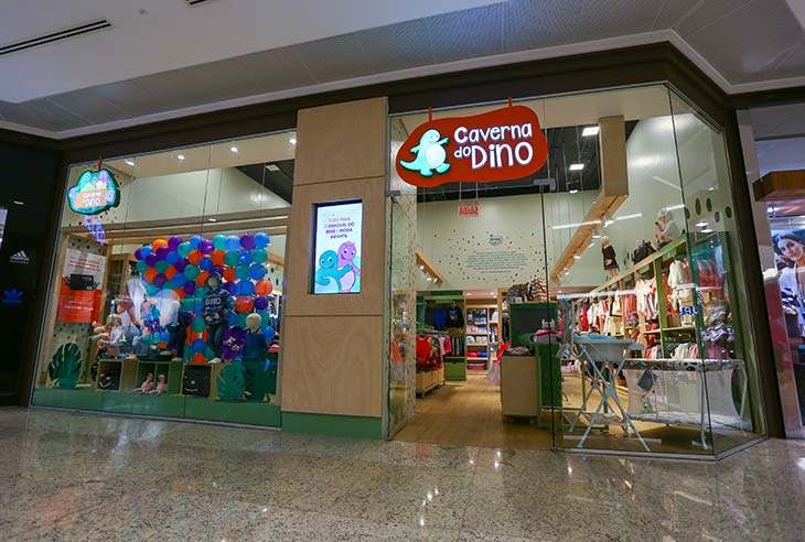 Franquia Caverna do Dino adquira uma