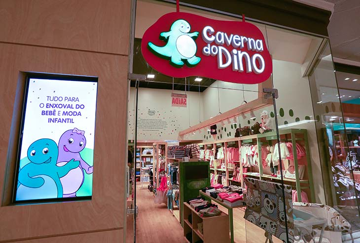 Quanto custa Franquia Caverna do Dino