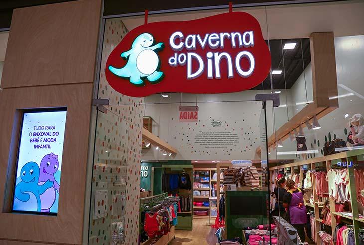Qual é o valor da Franquia Caverna do Dino