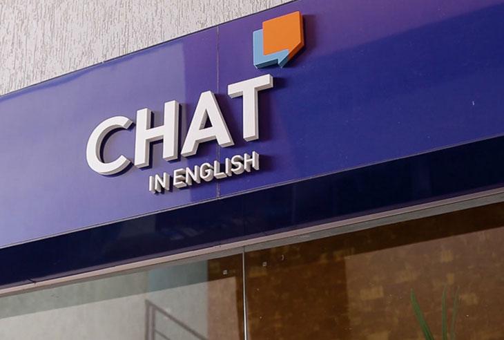 Qual é o preço da Franquia Chat in English