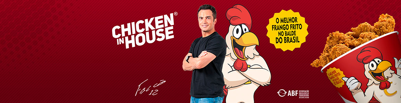Franquia Chicken in House