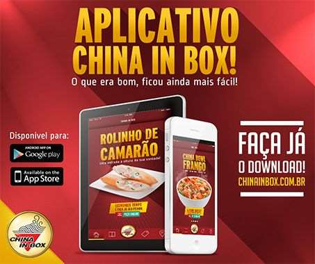 Franquia china in box investimento