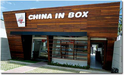Quanto custa Franquia China in Box