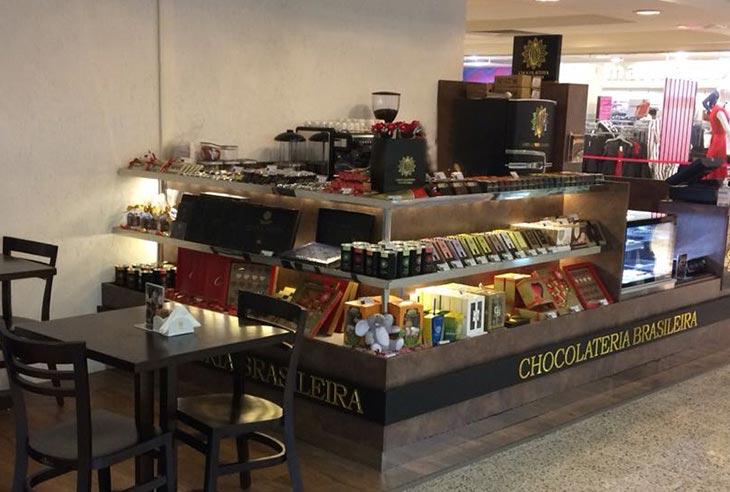 Preço Franquia Chocolateria Brasileira