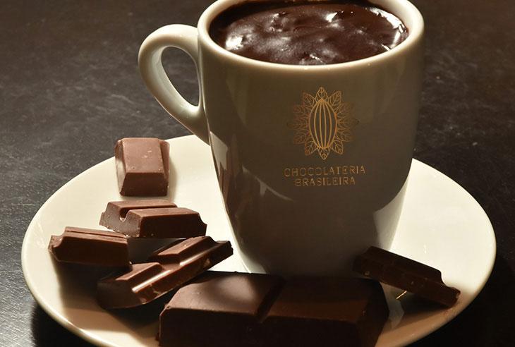 Taxa da franquia Chocolateria Brasileira