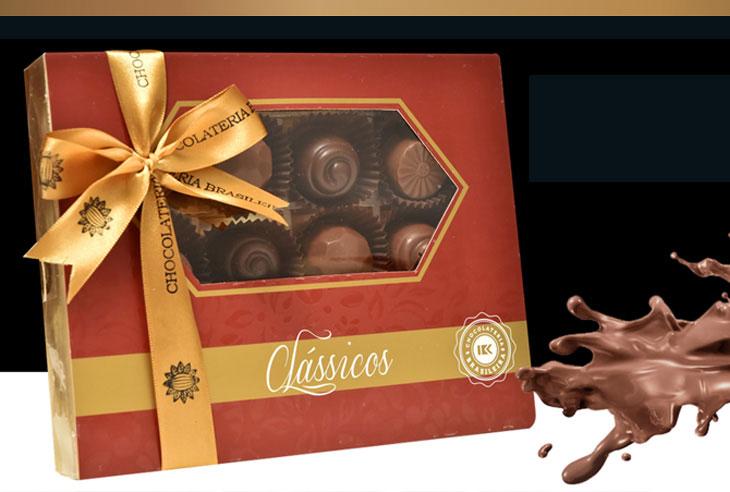 Franquia Chocolateria Brasileira como funciona