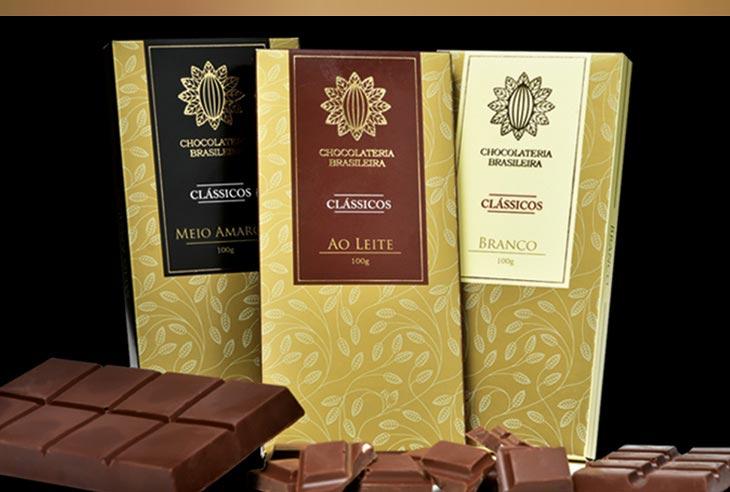 Franquia Chocolateria Brasileira ter uma