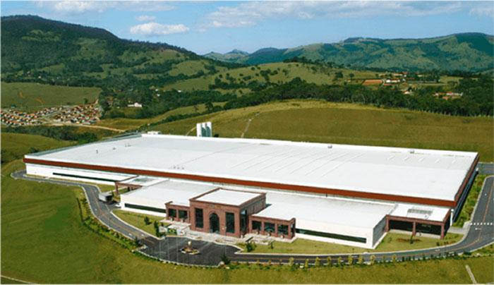 Fábrica Chocolates Brasil Cacau