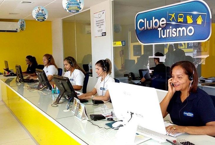 Franquia Clube Turismo qual é o valor