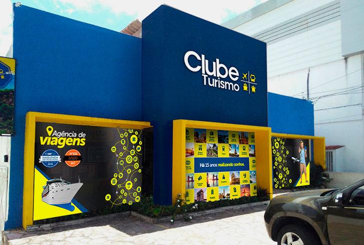 Franquia Clube Turismo oportunidade