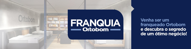 Franquia Colchões Ortobom
