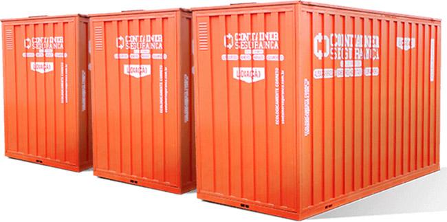 Franquia Container Segurança