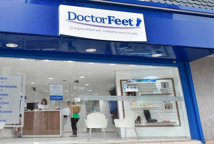 Franquia Doctor Feet adquira uma