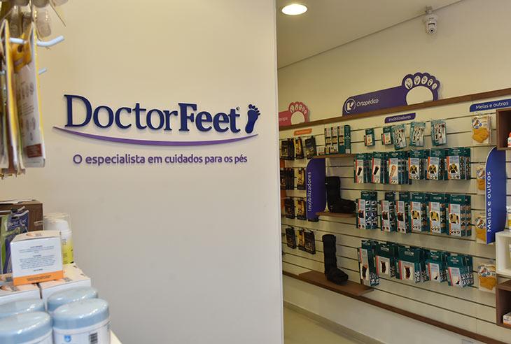 Preço Franquia Doctor Feet